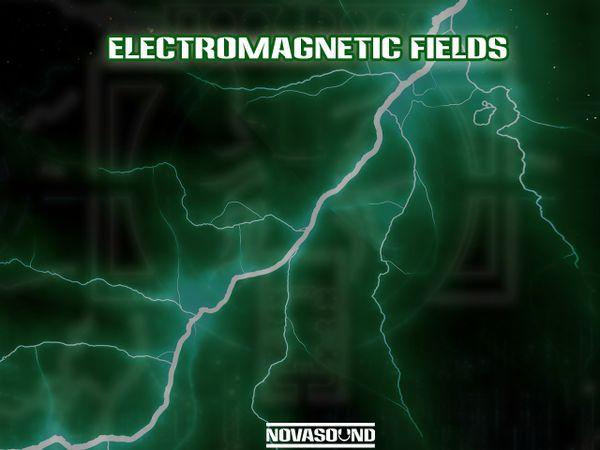 ElectroMagnetic Fields - Electricity FX - App Assets  - Nova Sound
