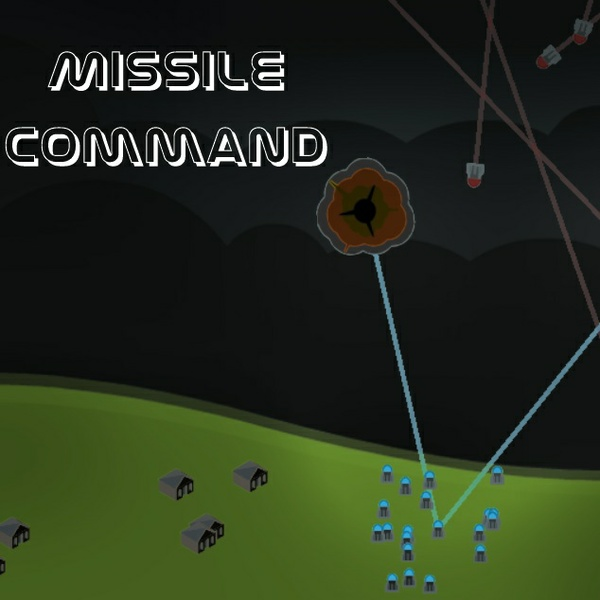 Game Template: Missile Command
