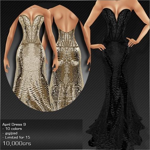 2013 APRIL DRESS # 9