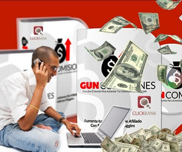 Plugin Comisiones Clickbank - Gana Dinero - Protege tus Comisiones