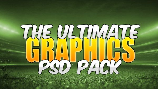 The Ultimate FIFA 15 Graphics Pack!