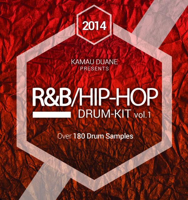 The R&B/Hip-Hop Drum Kit
