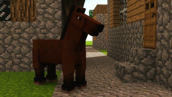 Horse by Anishwij