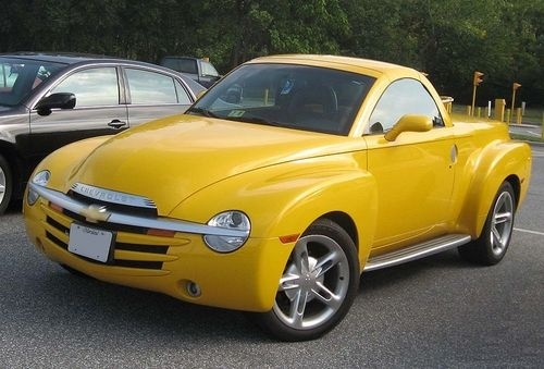 CHEVY CHEVROLET SSR SERVICE REPAIR MANUAL 2003-2006 DOWNLOAD