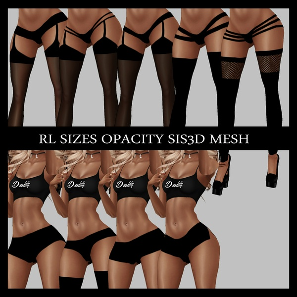 RL Opacity Fits sis3d meshes.