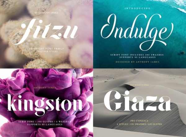 FONT BUNDLE 2 | Massive Discount