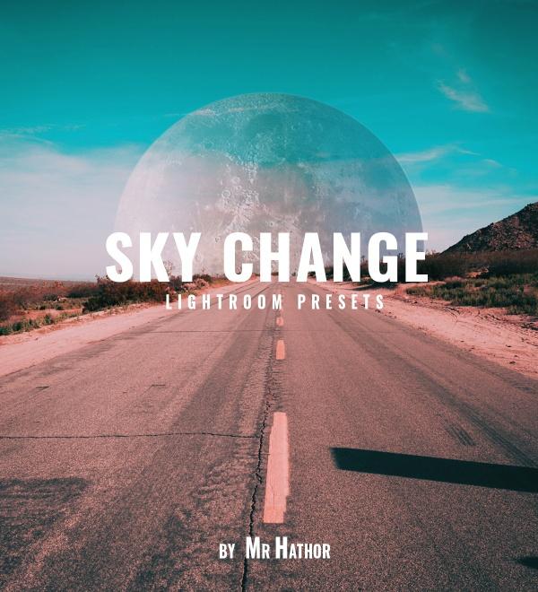 Sky Change Lightroom Presets