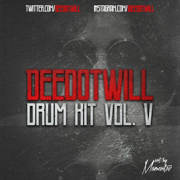 Deedotwill Drum Kit Vol. V