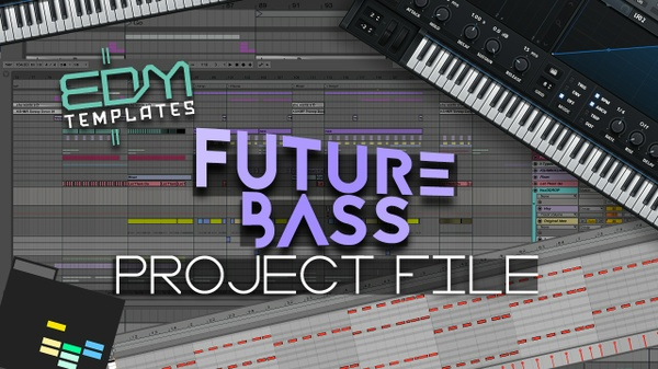 Ableton Live Future Bass Template 26.03