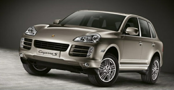 Porsche Cayenne 2003-2008  Repair Manual