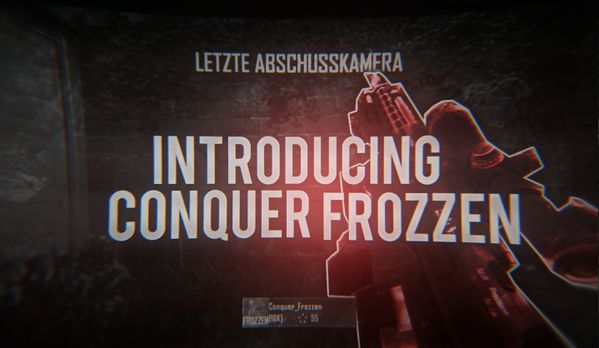 Introducing Conquer Frozzen by Cheyzi [Project File]