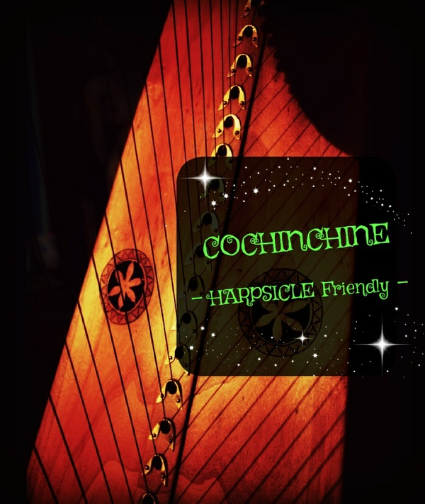 165-COCHINCHINE PACK - HARPSICLE FRIENDLY -