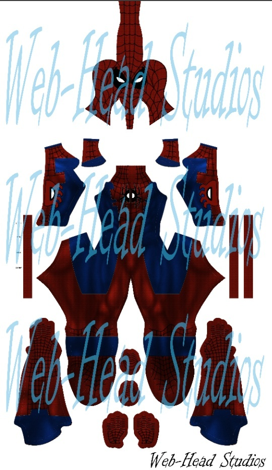 Spidey-Pool custom for ZeffHounds