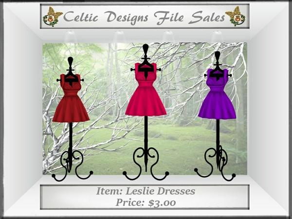 CD Leslie Dresses