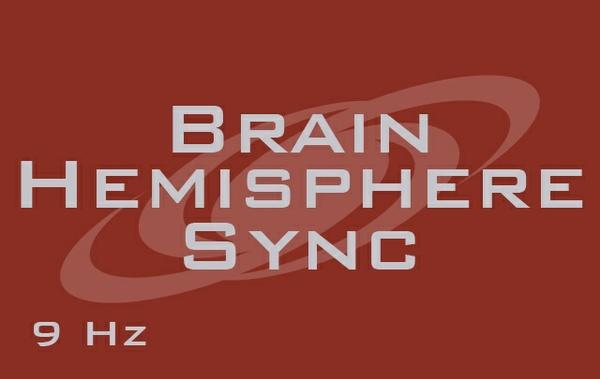 Brain Hemisphere Synchronization - Balance The Two Brain Hemispheres - Alpha Binaural Beats