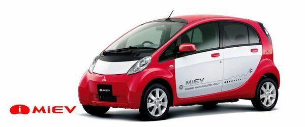 Mitsubishi i-MiEV 2012 WORKSHOP MANUAL