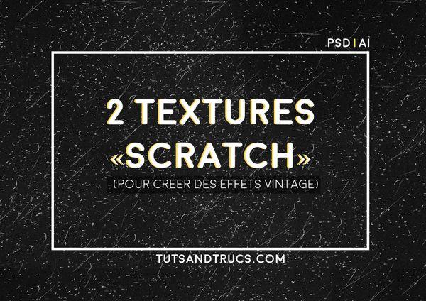 2 Scratch textures