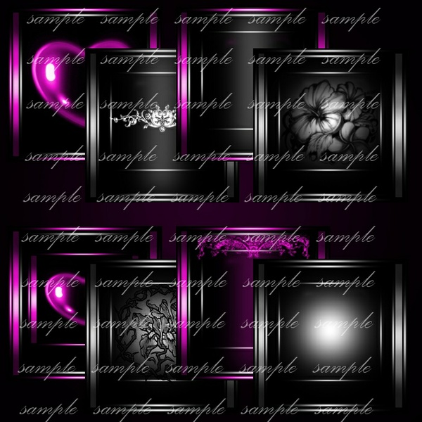 Pashion Purple Valentine