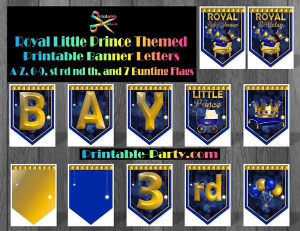 ROYAL-PRINCE-BABY-BANNER-LETTERS