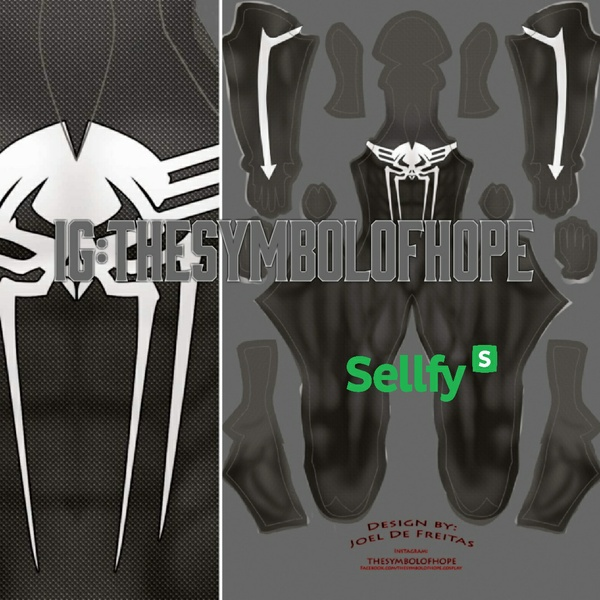Symbiote Spider-Man 2099 Variant