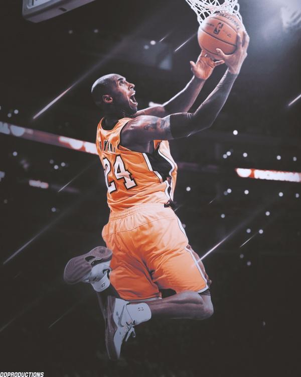 Kobe Bryant PSD