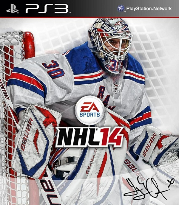 NHL 14 2014-15 Season Roster for Xbox 360