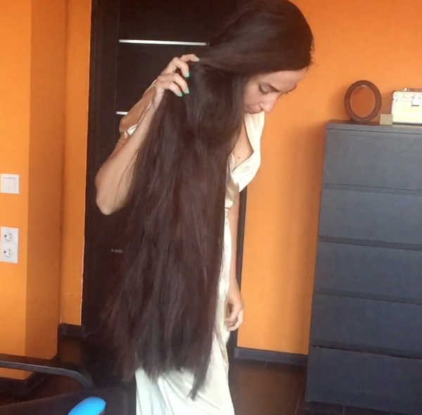 VIDEO - Superthick hair 3
