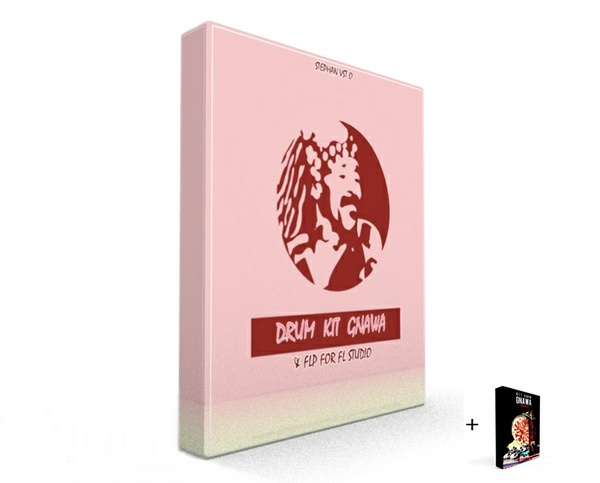 Kit Drum Gnawa & 20 Flp Of FL Studio 11 In [ One Pack ]