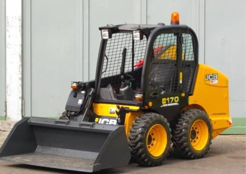 JCB Robot 160 170 170HF 180T 180THF Skid Steer Loader Service Repair Manual Download