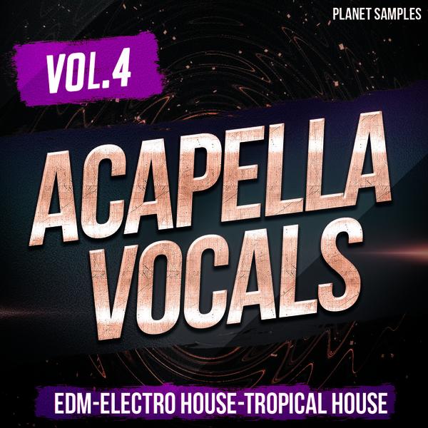 Planet Samples Acapella Vocals Vol.4