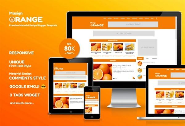 Masign Orange
