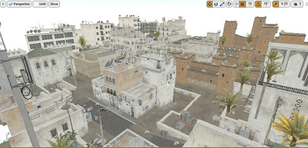 CSGO Competitive Map Pack Service for Unreal Engine 4 & Cinema 4D etc