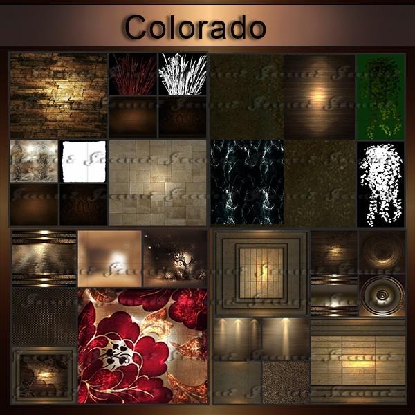 Colorado-34 Textures