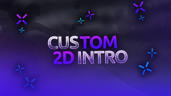 Custom 2D Intro