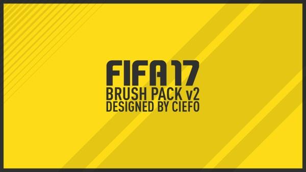 FIFA 17 Brush Pack v2