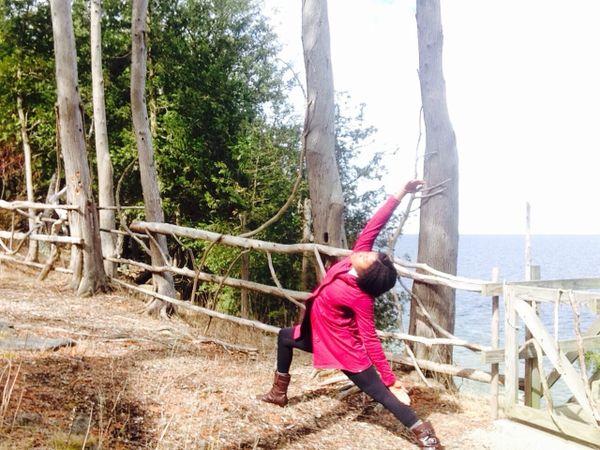 LEGo: leg strengthening and hip opening yoga