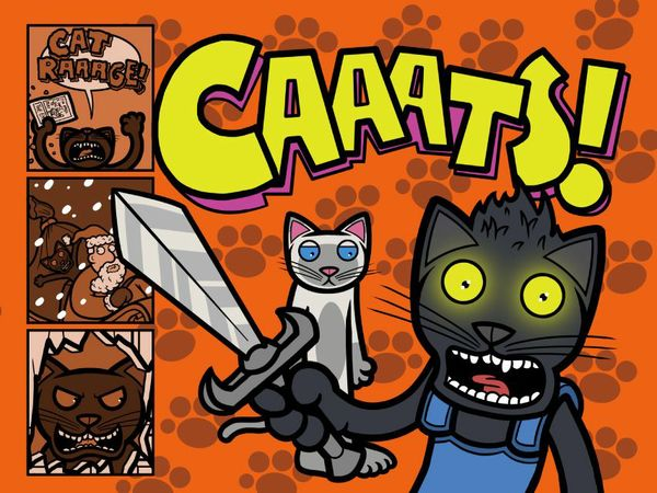 CAAATS! #5 PDF File
