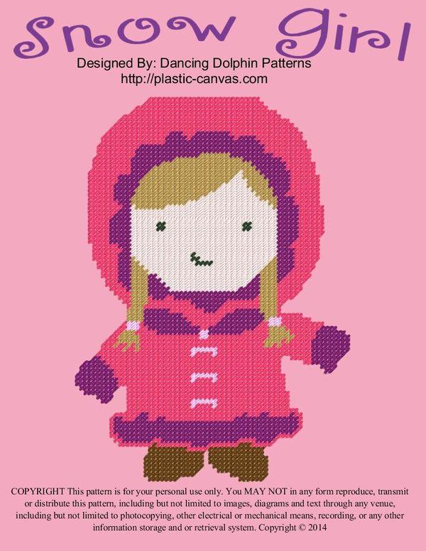 604 - Snow Girl
