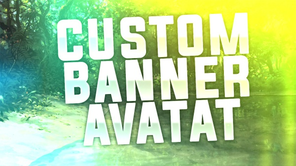 Custom Youtube Banner+Avatar