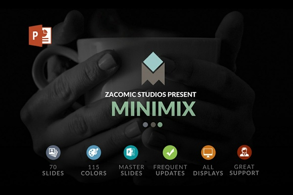 Minimix | Powerpoint Template