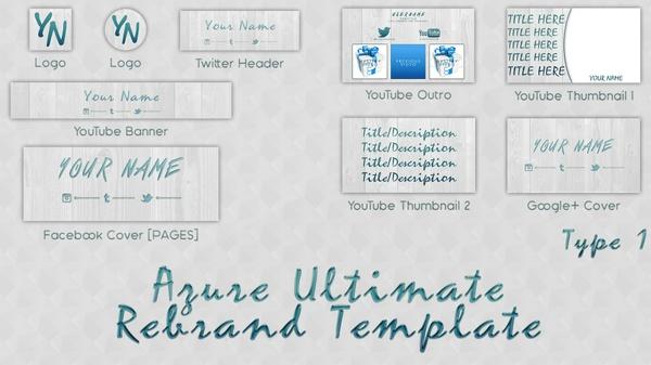 [FREE] Azure Ultimate Rebrand Template