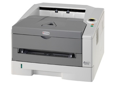 Kyocera FS-1110 Laser Printer Service Repair Manual