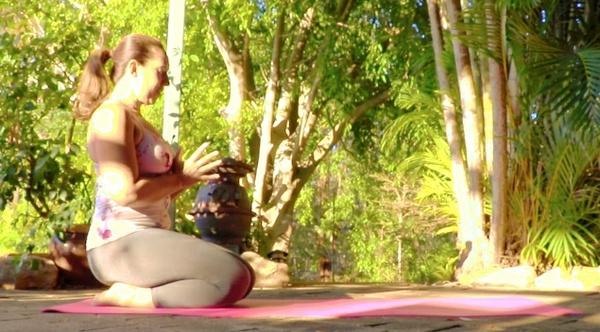 Beginners Flow Yoga Class