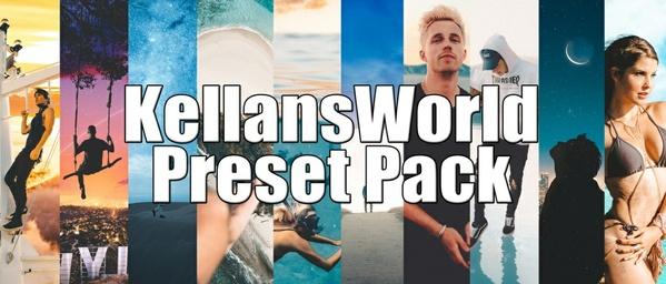 Creator Presets x KellansWorld Lightroom Presets