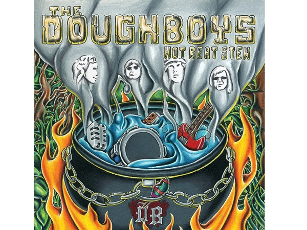 "The Doughboys  ""Hot Beat Stew"" Album"