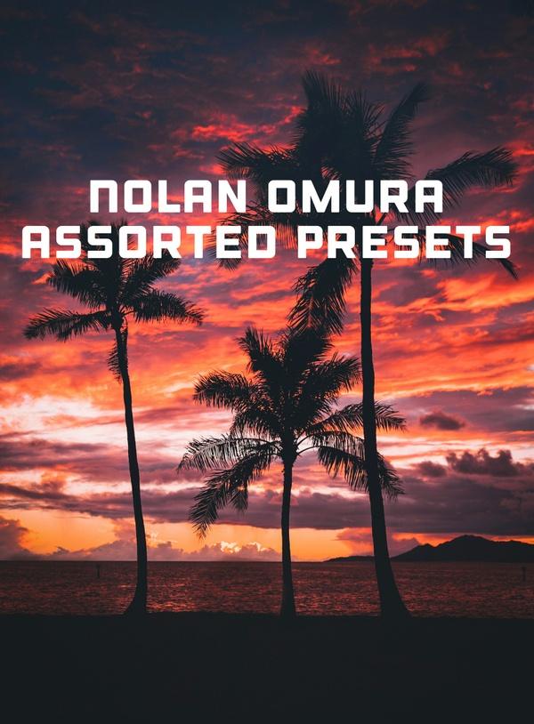 Nolan Omura Assorted Presets