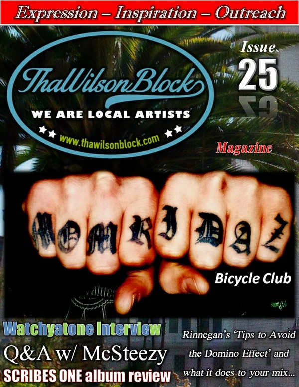 ThaWilsonBlock Magazine Issue25