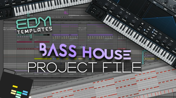 Ableton Live Bass House Template 04.09