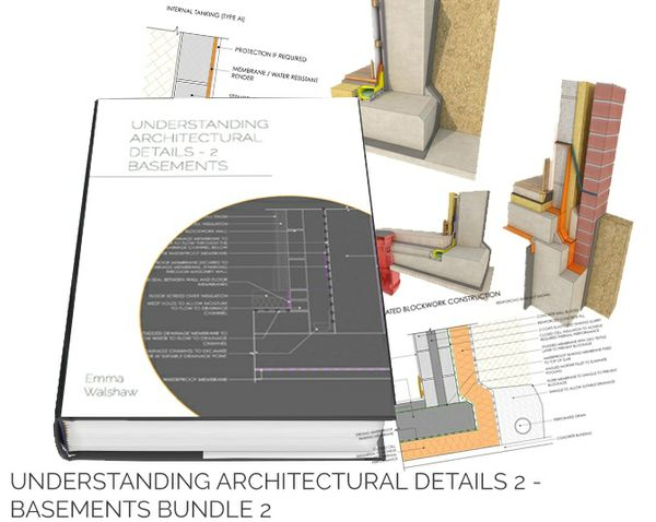 Understanding Architectural Details - Basements Bundle 2
