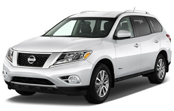 Nissan Pathfinder 2014 Repair Manual